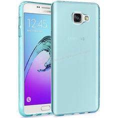 Samsung Galaxy A3 2016 Silikon Kılıf Mavi -  - Price : TL13.90. Buy now at http://www.teleplus.com.tr/index.php/samsung-galaxy-a3-2016-silikon-kilif-mavi.html