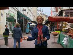 """World Food Markets: France    Join award-winning cookbook author Paulette Mitchell on a tour of food markets in Paris, France to explore French culture and food in this clip from """"World Food Markets: France"""" from Learning ZoneXpress."""