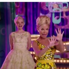 Hairspray Musical, Hairspray Live, Kathy Najimy, Dove Cameron Style, Sophia Carson, Sarah Jeffery, D1, Disney Channel, Love And Light