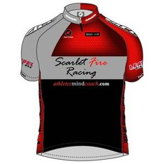 Cycling Jersey - Custom Design Example - Pactimo