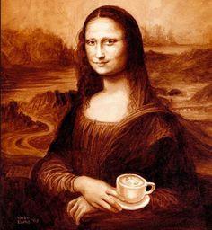 Quando l'#arte del #caffè diventa #CoffeeArt...  #KarenEland è nata con la #passione per il disegno ma anche per il caffè.  Un po' per #gioco e per passione è così che ha dato vita al movimento che il The Sun ha ribattezzato #Espressionism.