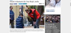 ¡Hazte voluntario de Cruz Roja!, mola — Alicante Press