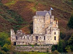 Scotland - Castle Campbell