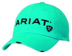 ARIAT Ladies Embroidered ARIAT Cap Bling Belts | HorseLoverZ