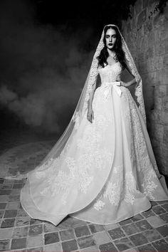 Zuhair Murad bridal fall winter 2016