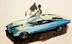 Mount Gallery to Open Exhibit on Golden Age of American Car Design