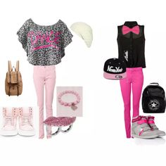 Cute Swag Outfits for Teens  on We Heart It