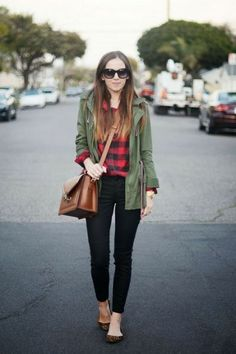 20 Style Tips On How To Wear Army