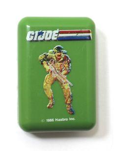 GI Joe Field Kit Soap Holder 1986 Hasbro Green Plastic | eBay Soap Holder, Gi Joe, Vintage Items, Plastic, Kit, Store, Green, Ebay, Plastic Art