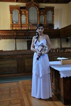 Madeira mintás menyasszonyi ruha Formal Dresses, Fashion, Wood, Dresses For Formal, Moda, Fashion Styles, Fasion, Gowns, Evening Dresses
