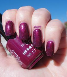 @redcarpetmani Garnet from the Power of the Gem Collection