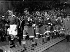 Flowers, fog and George Orwell: our Eastern European expert Mark Gilbey reports on how the touring Dinamo Moscow team conquered Britain shortly after the Second World War