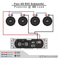 Subwoofer Wiring Diagram For 6 Subs Coronary Circulation 39 Best Images Ct Sounds