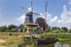 Nederland, de Pelmolen in Rijssen--THIS SHOULD BE A TILE!!!!  BEAUTIFUL