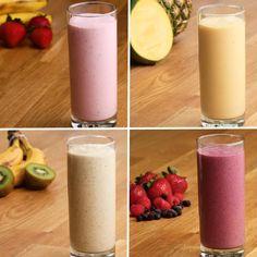 Yummy Drinks, Healthy Drinks, Healthy Snacks, Yummy Food, Healthy Recipes, Diet Recipes, Dinner Healthy, Refreshing Drinks, Recipes Dinner