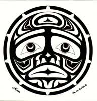 Native Decals - Pacific Northwest Coast Native Art