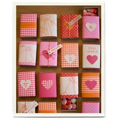 My Little Valentine  #Valentine's #Day #DIYs