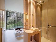 Beautiful Aguablu tapware featured in a new designer sea view villa in Palma de Mallorca #Zucchetti #Aguablu #Spain