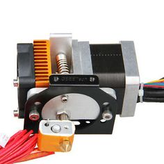 Geeetech metal extruder holder for single head Prusa replace plastic 3d Printer Projects, 3d Printer Supplies, Prusa I3, Multifunction Printer, Tv Videos, 3d Printing, Coding, Plastic, Electronics