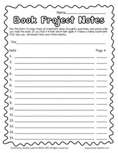 Book in a Box Book Report