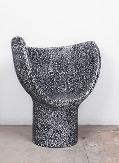 MOON SNAKE CHAIR by CARLY JO MORGAN