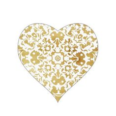 Vintage Inspired Pretty Gold White Lace Pattern Stickers.  For use on 50th anniversary party favors, candle holders, wine bottles, or envelopes  => http://www.zazzle.com/vintage_inspired_pretty_gold_white_lace_pattern_sticker-217612966481033194?CMPN=addthis&lang=en&rf=238590879371532555&tc=pin50thgoldlaceheartsticker