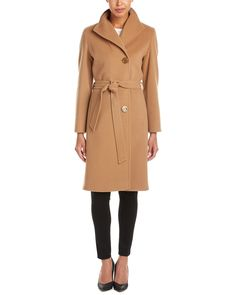 You need to see this Cinzia Rocca Wool & Cashmere-Blend Belted Coat on Rue La La.  Get in and shop (quickly!): http://www.ruelala.com/boutique/product/98952/29468589?inv=ibrennalu&aid=6191