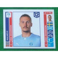 Football Soccer Sticker Panini UEFA Champions League 2014 #93 Malmo FF