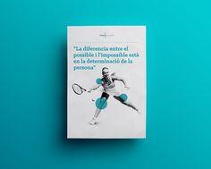 Fisio Lluçanès - Branding on Behance