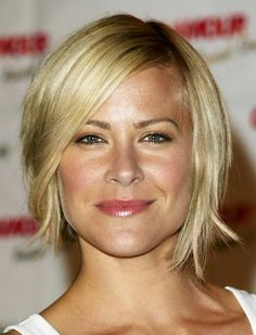 square faces hairstyles for short hair Short Hairstyles for Square Faces and Fine Hair