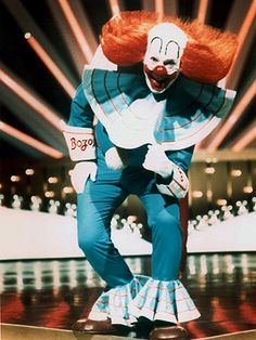 BOZO THE CLOWN Dozens of Actors You know what's weird? There's no one Bozo. Local TV stations franchised the character and hired their own B...