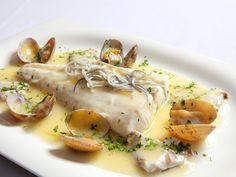 Restaurante Riskoomar: Merluza Riskomar