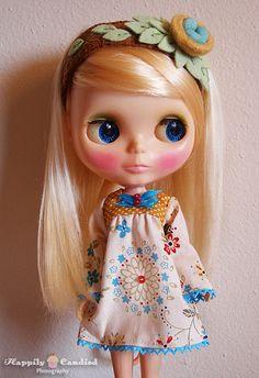 Braille, a 1972 Blonde Kenner Blythe Doll Dark Artwork, Kawaii, Cute Family, Doll Repaint, Little Doll, Hello Dolly, Collector Dolls, Cute Dolls, Doll Face