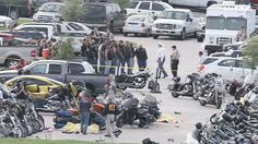 About 120 guns found at scene of deadly Texas gang fight