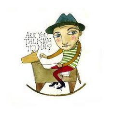 cow boy illustration - Bing Images