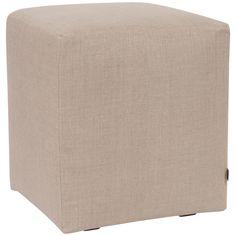 Howard Elliott Prairie Linen Natural Universal Cube Cover