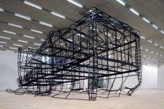 Monika Sosnowska, 1:1, Venice Biennale