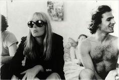 warhol2 Jane des Tages: Nico aka Christa Päffgen (Velvet Underground)