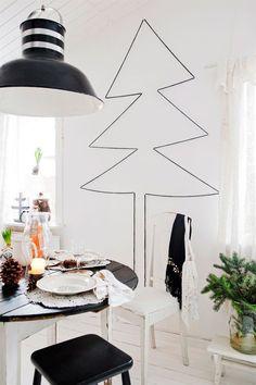 50+ nápadov na vianočný stromček, ktoré zachránia les a bobra nezabijú   tototu