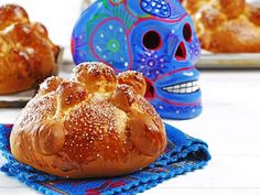 Pan Bread, Muffin, Breakfast, Shape, Bread Recipes, Butter, Oil, Pan De Muerto, Morning Coffee