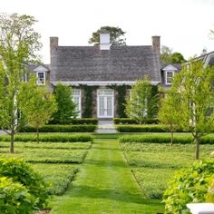 A trip to Martha's Vineyard and my favorite homes on the Island.