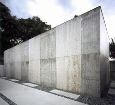 "subtilitas: "" Hiroshi Sambuichi - Miwa Gama ceramics studio and store, Hagi 2002. Photos © Daici Ano. """