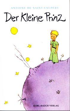 German #72, Little Prince Collection, Le Petit Prince
