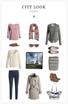 City Look | Esprit Travel diary