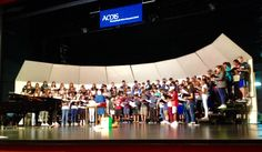 The KIS middle school choir performed at the American School of Dubai this weekend. They were absolutely phenomenal!   #ILoveKIS