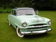 1953 Plymouth Cambridge 4 door sedan