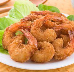 camarão empanado - Pesquisa Google