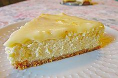 White Christmas Cheesecake - amerikanischer Käsekuchen (Rezept mit Bild) | Chefkoch.de