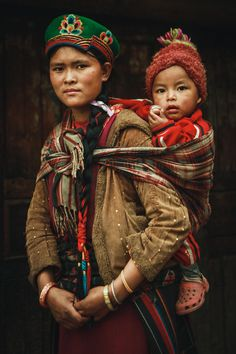 'Madonna from Nepal' by Artem Zhushman on Photocrowd