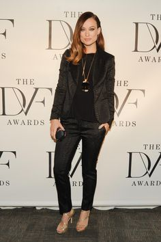 Olivia Wilde at the 2013 #DVFAWARDS http://on.dvf.com/PI040613